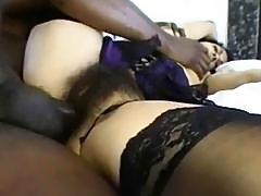 Nikki has a Hairy Pussy