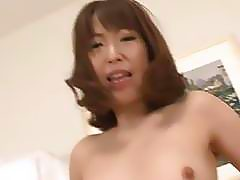 Blindfolded hairy Asian